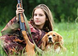 справка на охотничье ружье